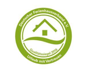 Siegel Deutscher Ferienhausverband e.V