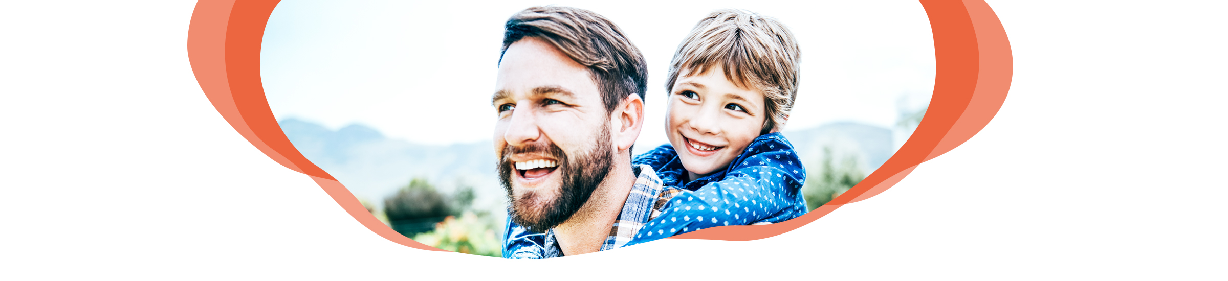 Vater mit Sohn - Heldenangebot