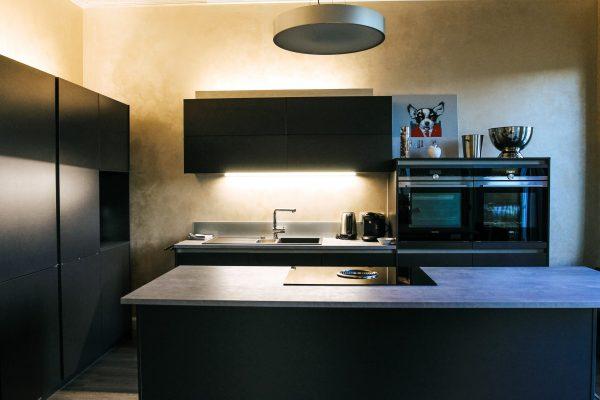 Küche im Mosel Palais