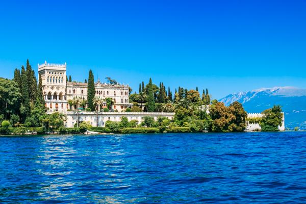 Urlaub in Italien-Gardasee