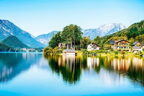 Steiermark in Österreich