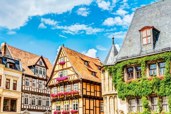 Altstadt Quedlinburg - Film-Drehorte in Deutschland