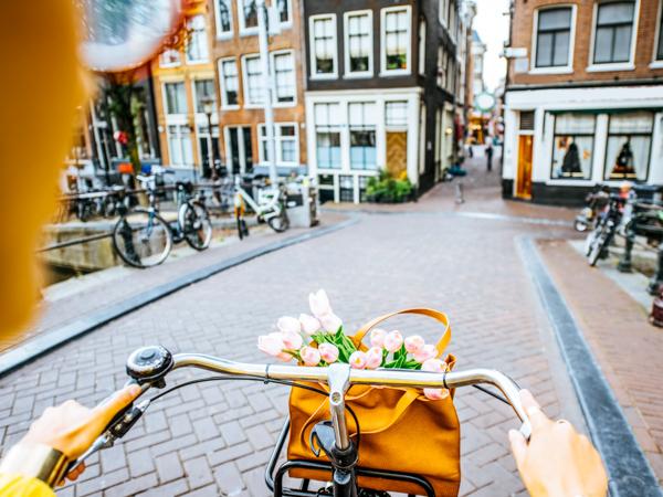 Radfahren in Amsterdam - Wochenendtips