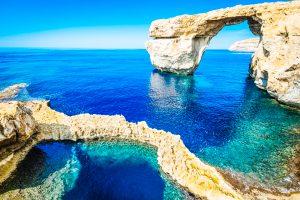 Azure Window auf Gozo, GoT-Drehorte