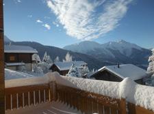 Chalet Bergtraum Schweiz - Skihütten