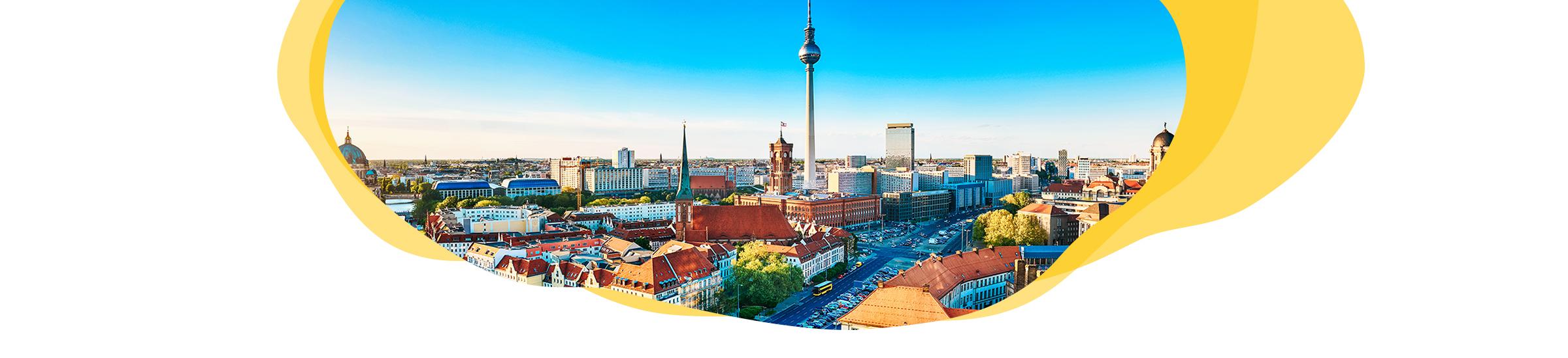 Digitale Reise Berlin Header