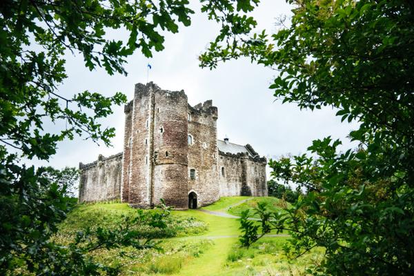 Doune Castle, Schottland GoT-Drehorte