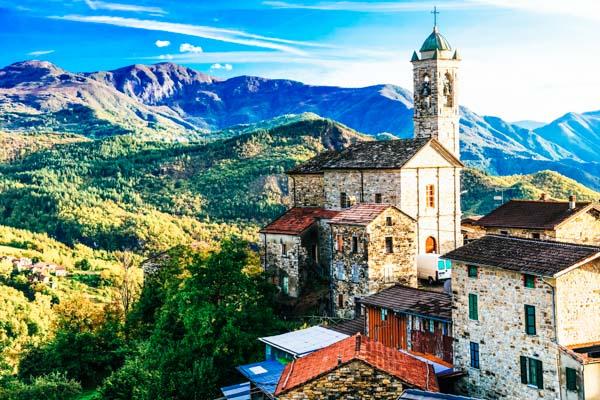 Kirche in Emilia Romagna - Familienurlaub an der Adria