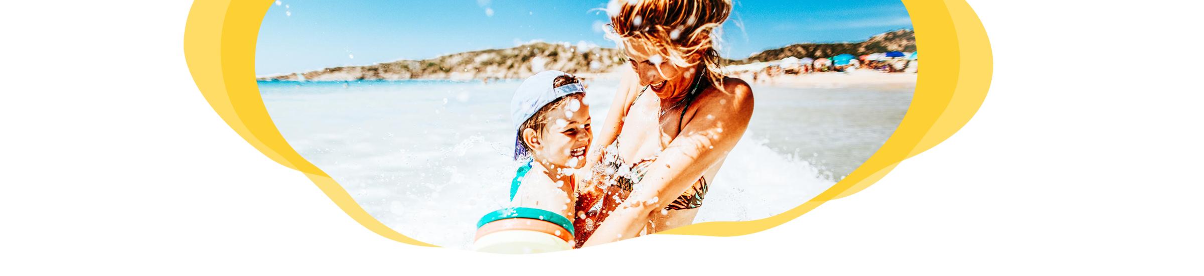 Familienurlaub auf den Balearen Header