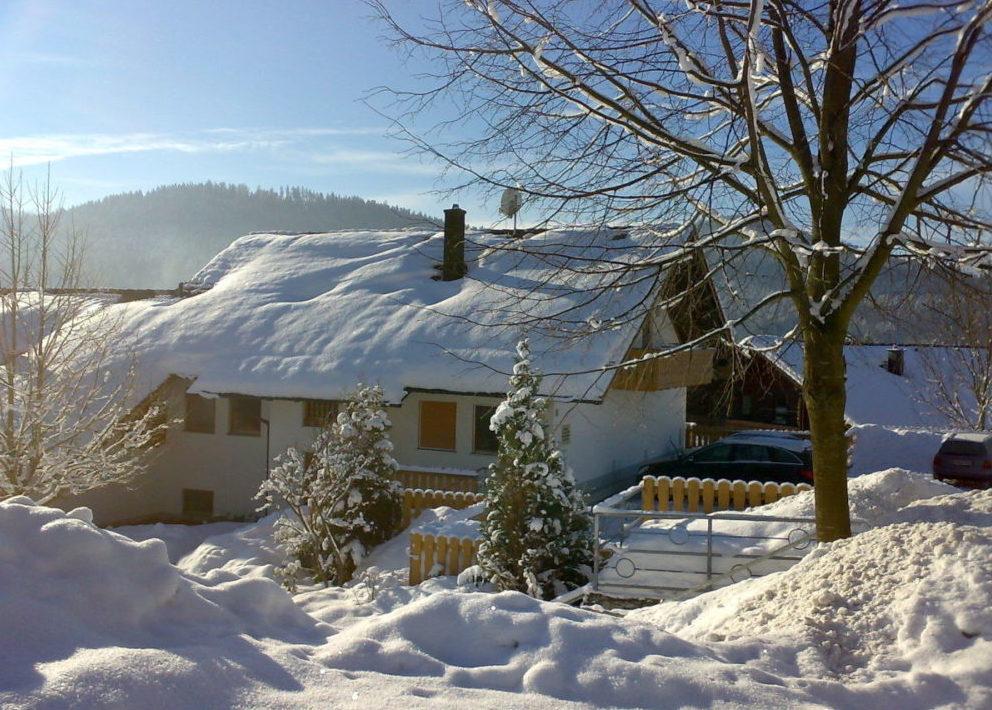 Ferienwohnung Andres Piatka Bodensee - Skihütten