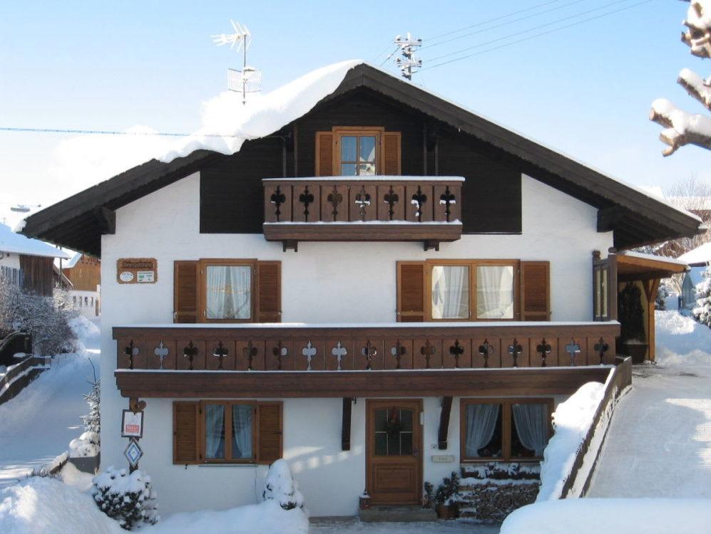 Ferienwohnung Haus Sailer - Skihütten