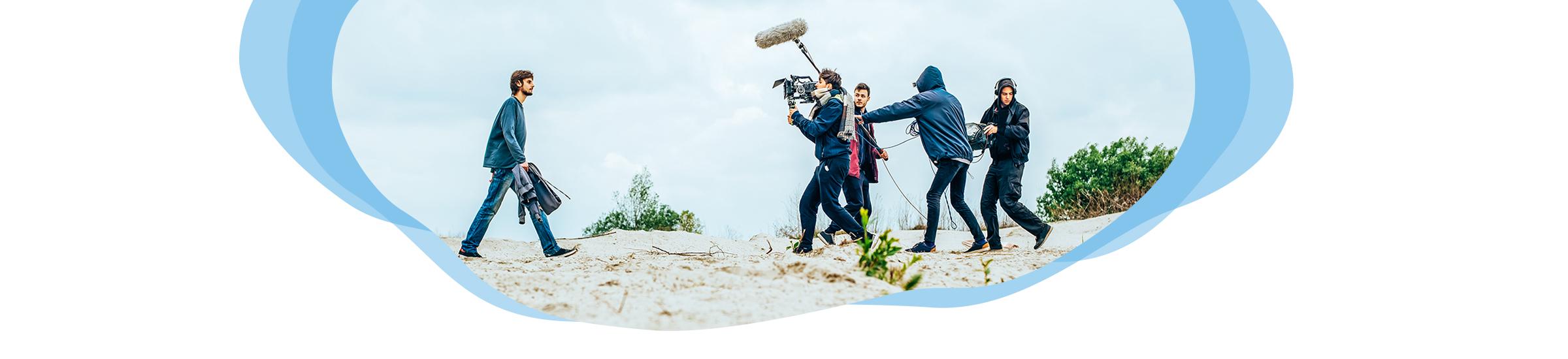 Film-Drehorte in Deutschland, Header