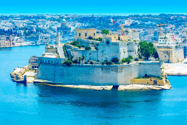 Fort St. Angelo, Malta - GoT-Drehorte