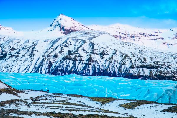 Gletscher auf Island - GoT-Drehorte