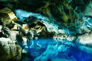 Grjotagja-Höhle auf Island - GoT-Drehorte