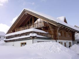 Hedis Ferienwohnung - Skihütten
