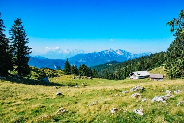 Hütte im Chiemgau