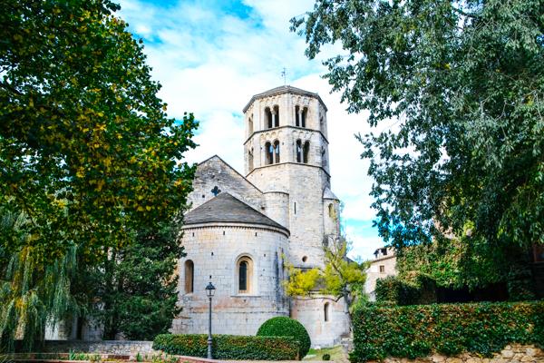 Kloster Sant Pere de Galligants - GoT-Drehorte