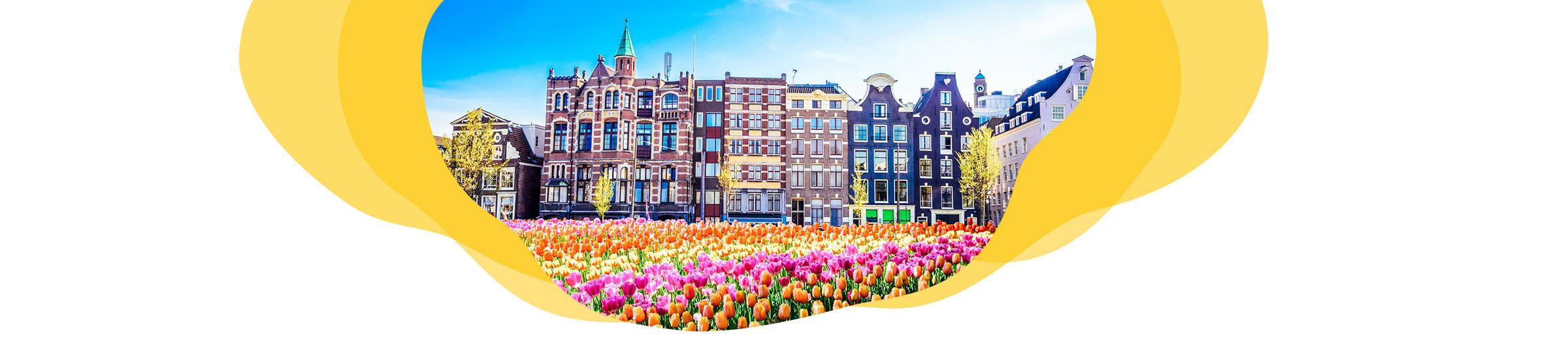 Kurzurlaub in Holland Header