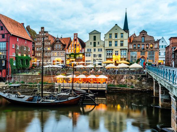 Altstadt Lüneburg - Wochenendtrips
