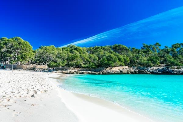 Strand auf Mallorca - Strandurlaub auf den Balearen