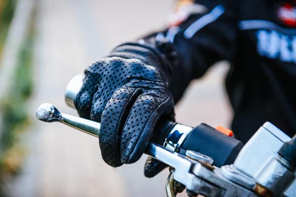 Bremse eines Motorrads - Motorradreisen