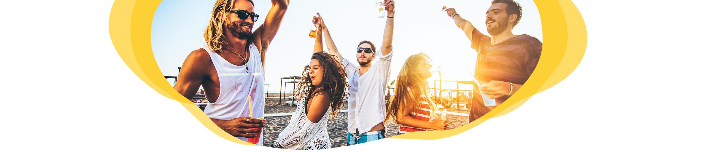 Partyurlaub Balearen Header