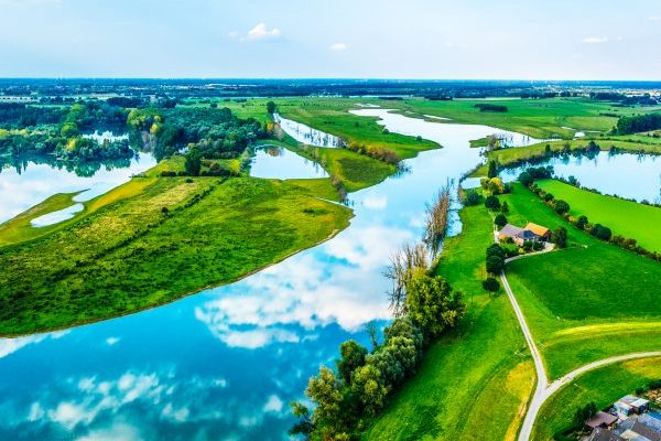 Rhein in NRW