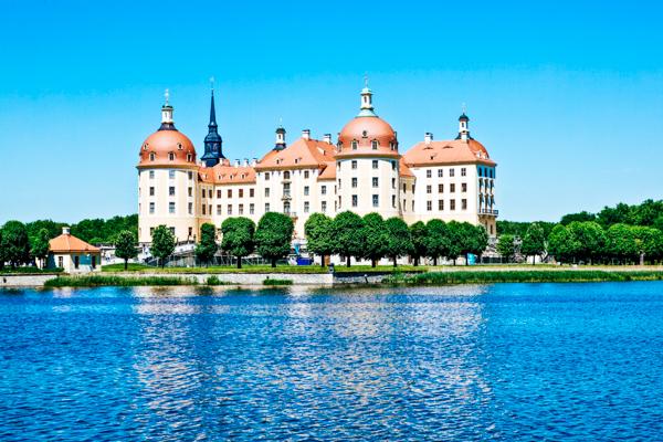 Schloss Moritzburg - Film-Drehorte in Deutschland