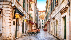 Stradum Dubrovnik, GoT-Drehorte