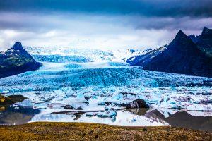 Vatnajokull auf Island - GoT-Drehorte