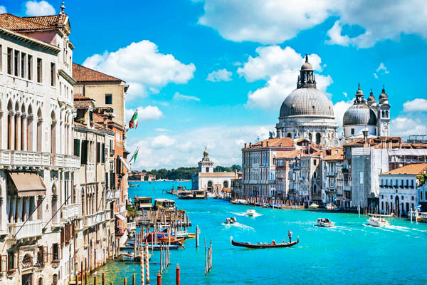 Venedig - Familienurlaub an der Adria