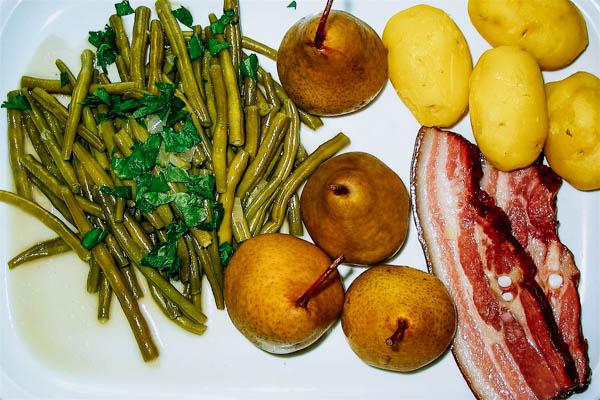 Birnen, Bohnen und Speck - Kulinarische Reise durch Deutschland