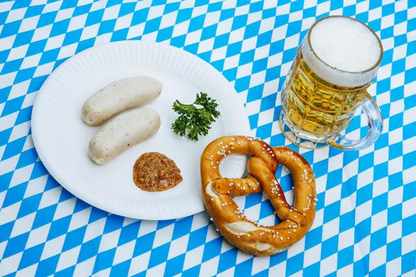 Weißwurst - Kulinarische Reise durch Deutschland