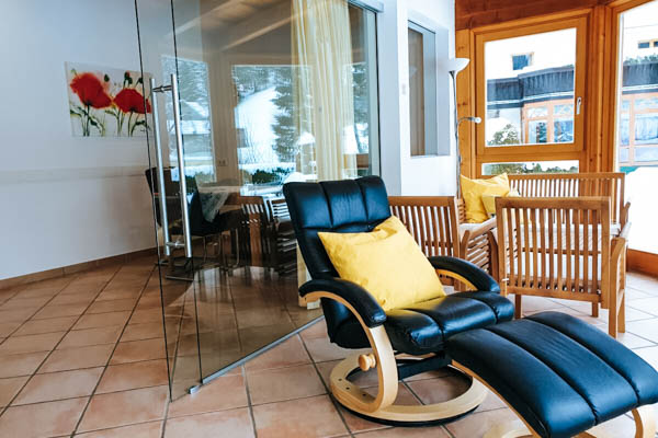 Wohnbereich Ferienwohnung Badbruckerweg