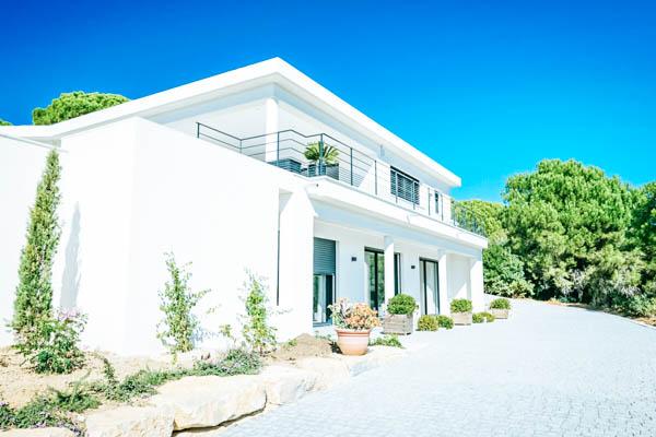 Außenansicht der Villa La Loriade