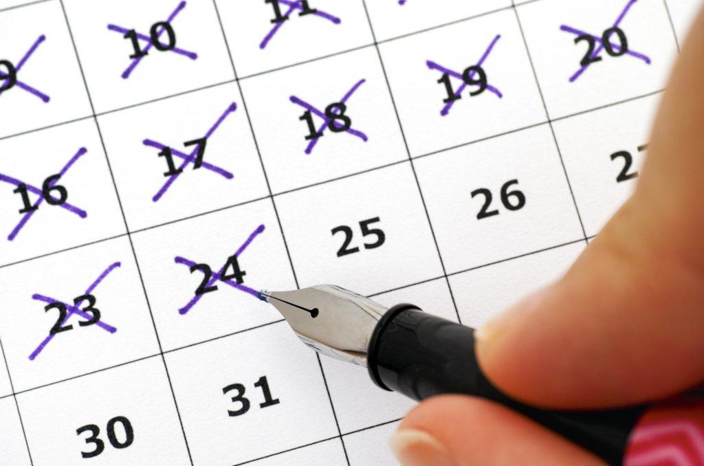 Ferienwohnung erfolgreich vermarkten mit aktuellem Belegungsplan