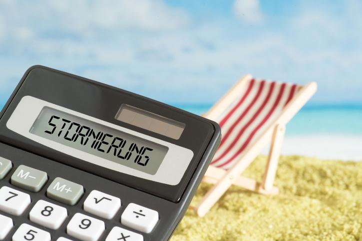 Buchung einer Ferienwohnung stornieren